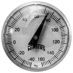 "-40 / 160 F ""PT"" POCKET THERMOMETER"